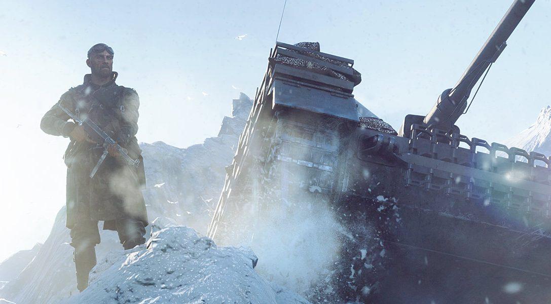 Все, что нужно знать о приключении «Большие операции» и других многопользовательских режимах Battlefield V