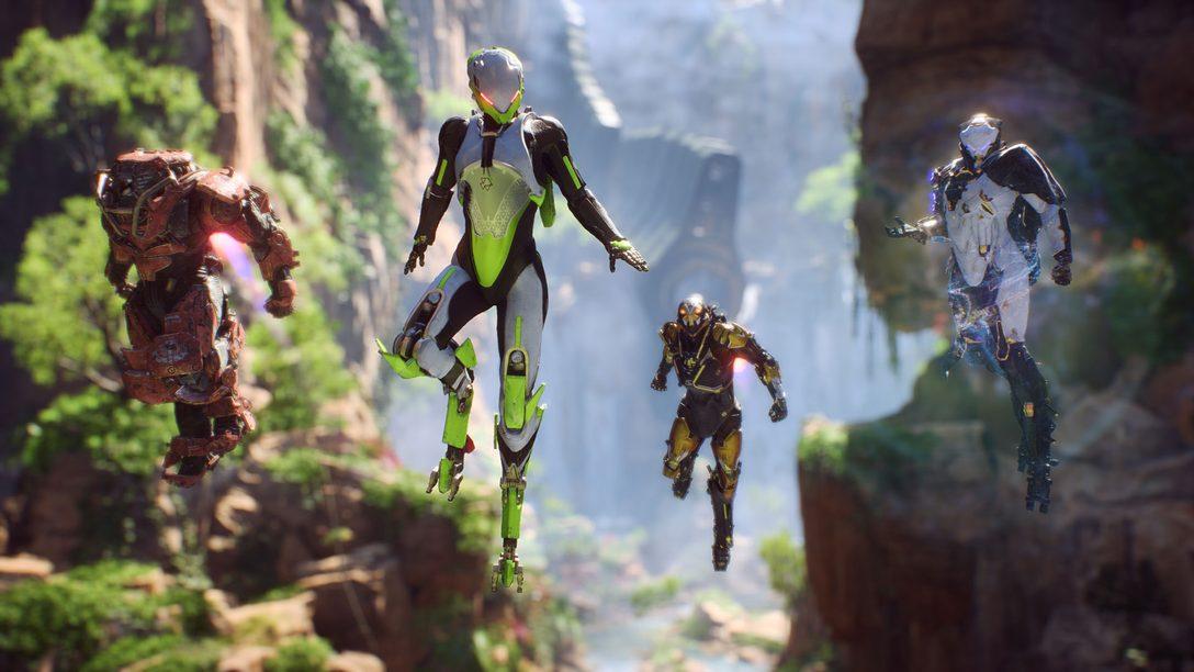 Объявлена дата премьеры Anthem — грандиозного шутера от BioWare