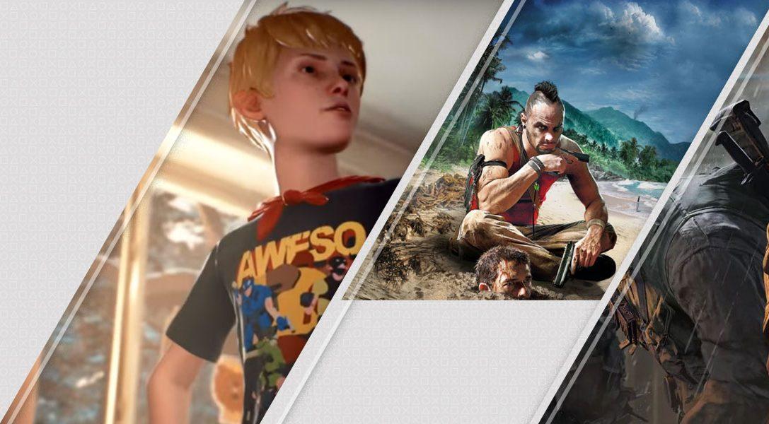 Новинки PlayStation Store с 25 июня по 1 июля