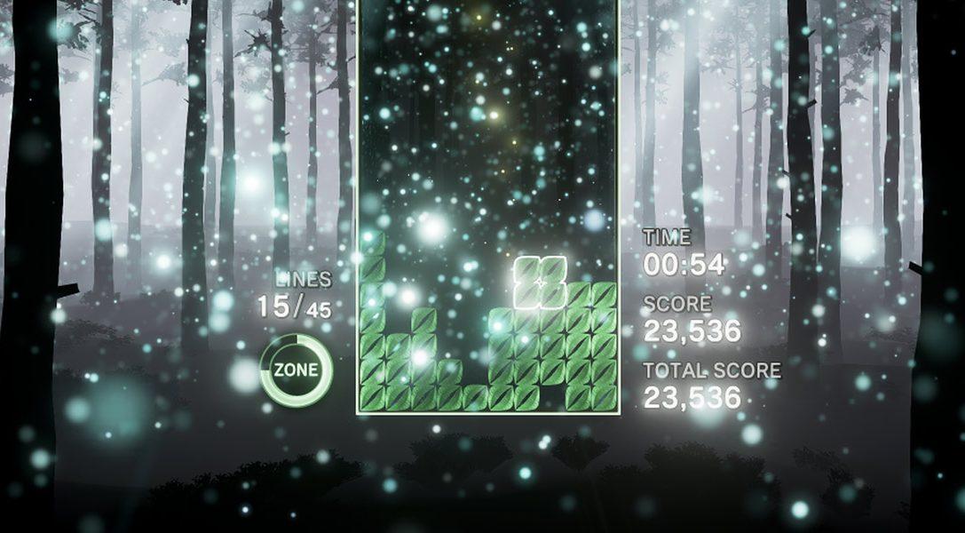 В преддверии Е3 2018: анонсирована игра Tetris Effect от Тэцуи Мидзугути