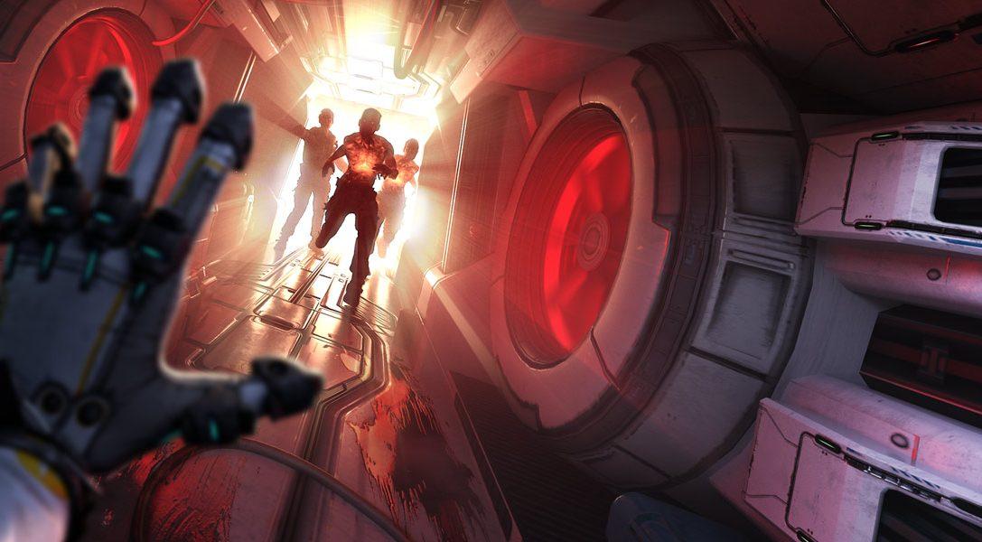 Научно-фантастический VR-шутер The Persistence поступит в продажу 25 июля