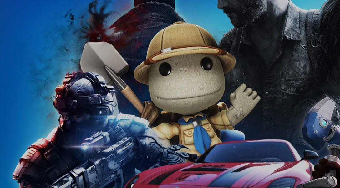 «Хиты PlayStation» — ищите в магазинах популярные игры для PS4 по отличной цене