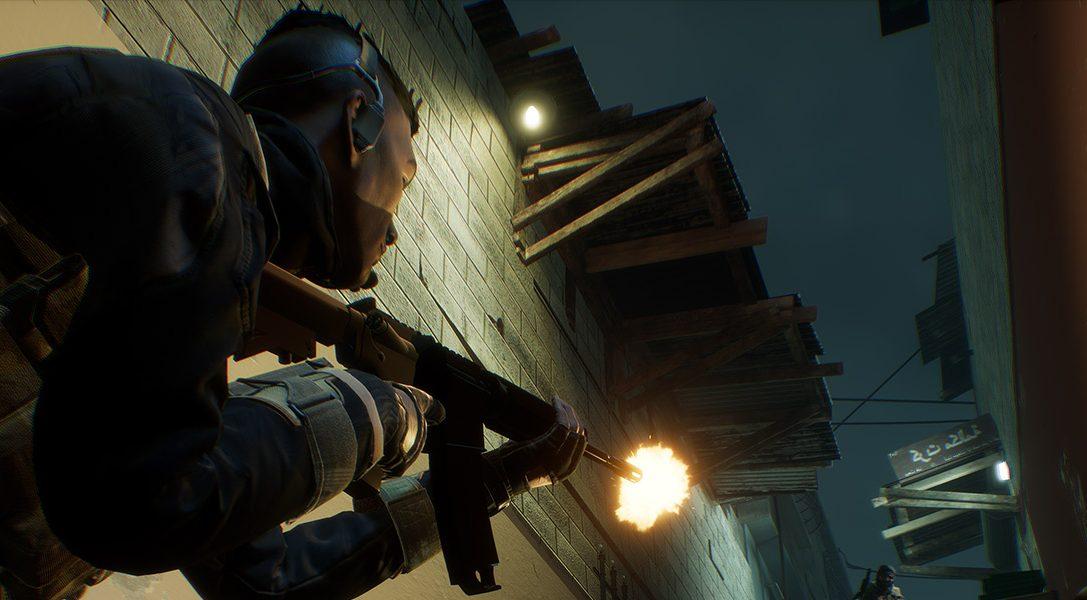 Премьера динамичного командного шутера Firewall Zero Hour для PS VR намечена на 29 августа