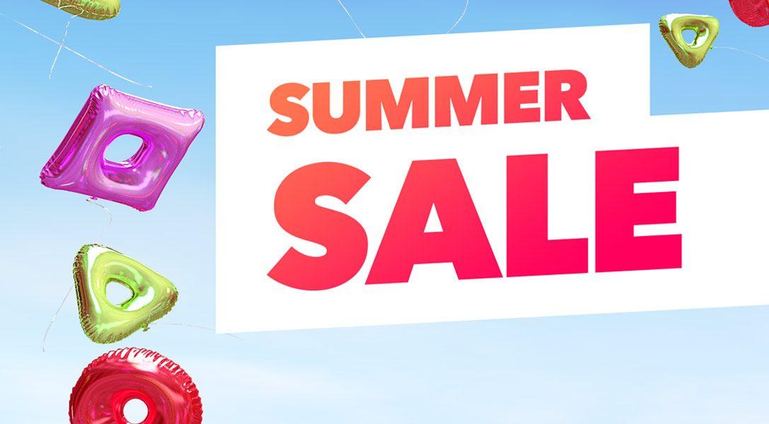 В PlayStation Store стартовала «Летняя распродажа»!