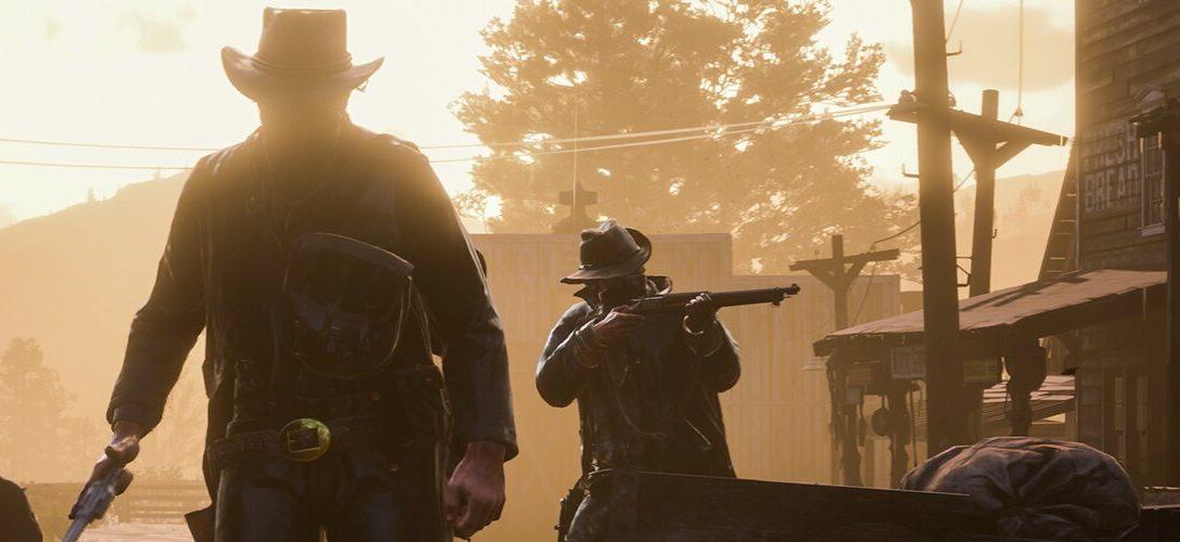 Официальный трейлер игрового процесса Red Dead Redemption 2