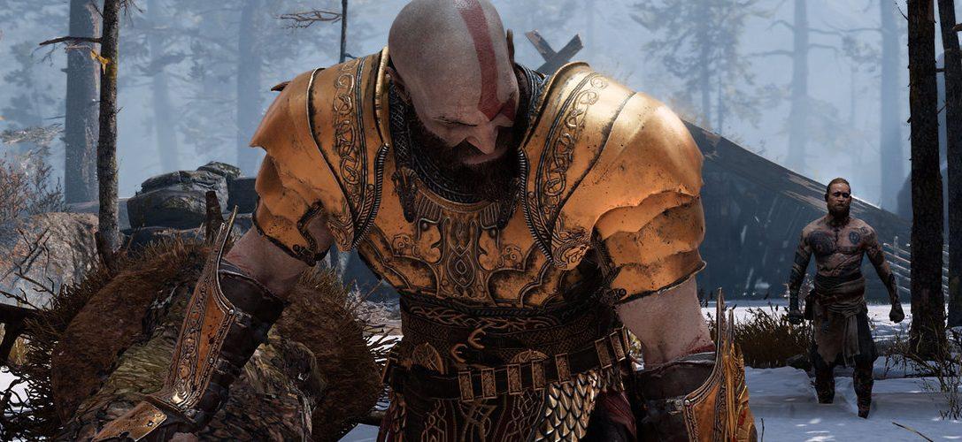 20 августа в God of War появится режим «Новая игра+»