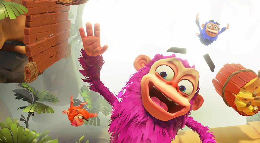 Зажигательная «Вечеринка в джунглях» из линейки PlayLink начнется 14 ноября