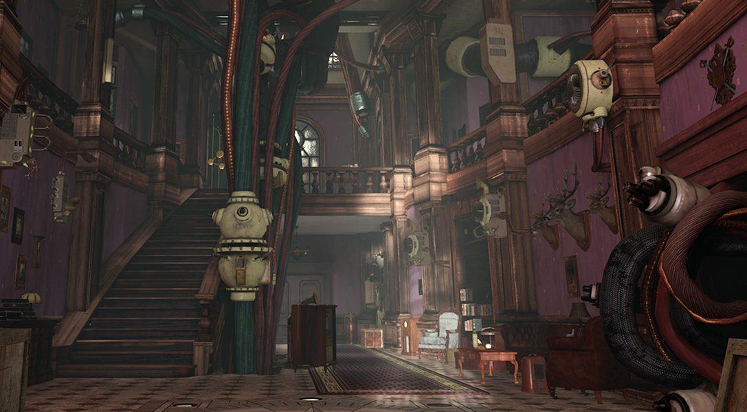 Научно-фантастический триллер Torn от сценариста Bioshock поступит в продажу 28 августа для PS VR