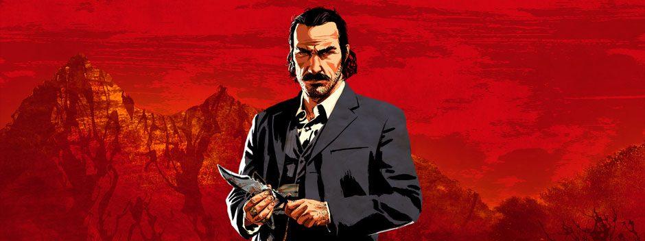 Red Dead Redemption 2 — знакомьтесь с бандой Ван дер Линде