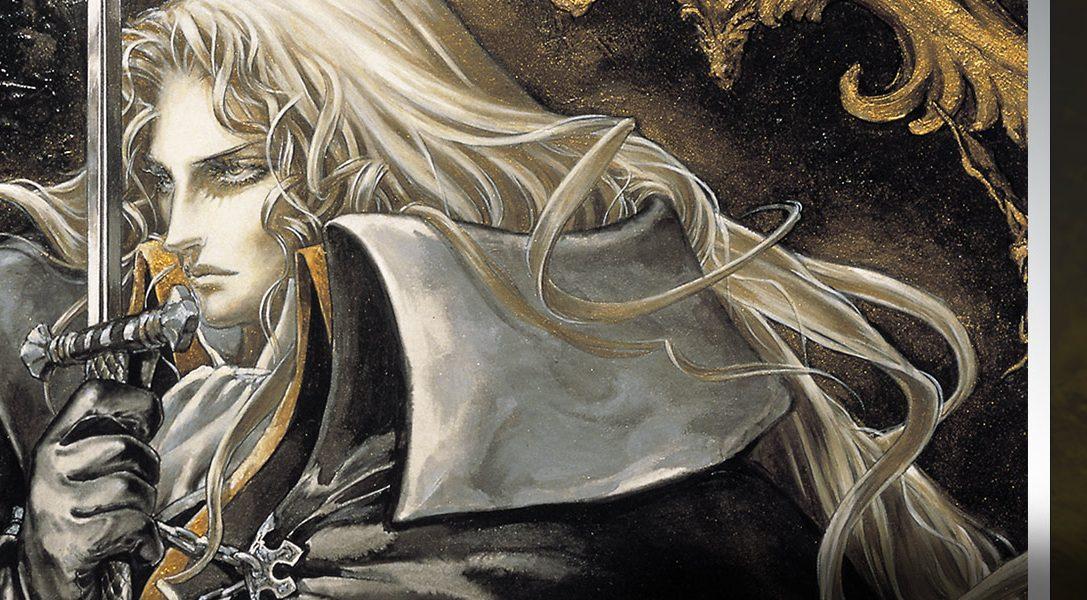 Castlevania Requiem — две классические игры знаменитой серии эксклюзивно выйдут на PlayStation 4