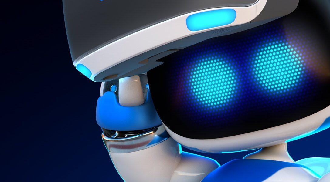 Платформер Astro Bot Rescue Mission для PS VR раздвигает границы жанра