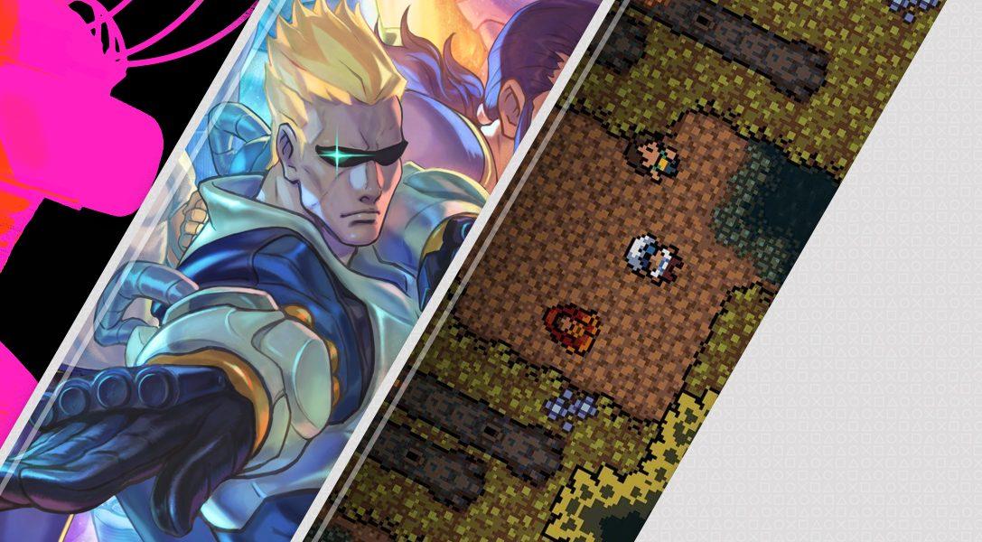 Новинки PlayStation Store с 17 по 23 сентября