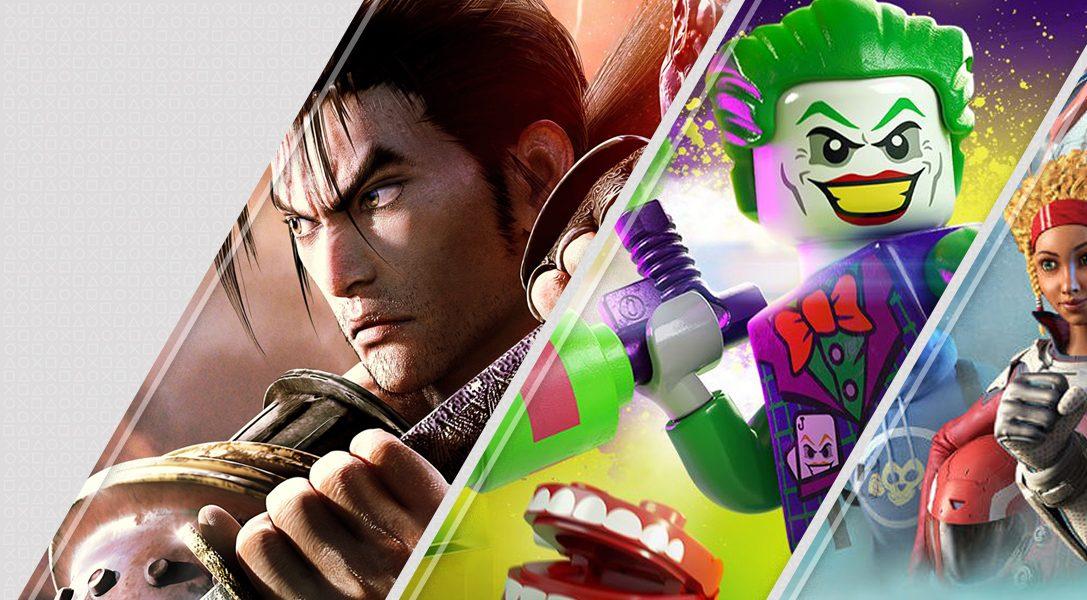 Новинки PlayStation Store с 15 по 21 октября