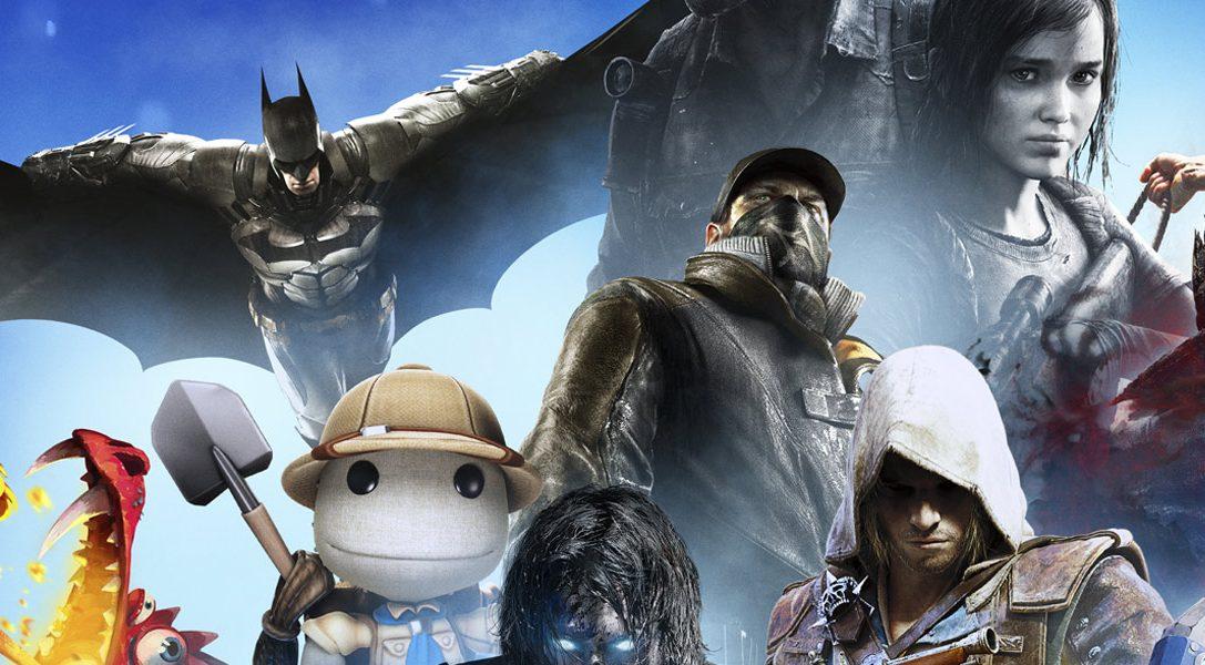 Пополнение линейки «Хиты PlayStation»