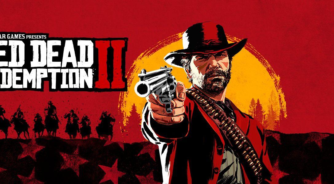 Премьерный трейлер Red Dead Redemption 2