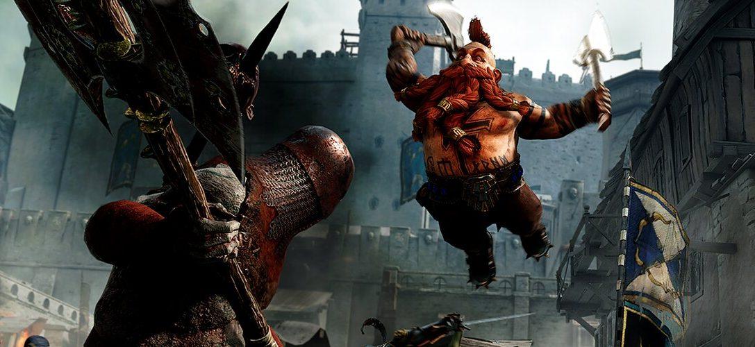 Warhammer: Vermintide 2 выйдет 18 декабря; оформите предзаказ для участия в закрытом бета-тестировании