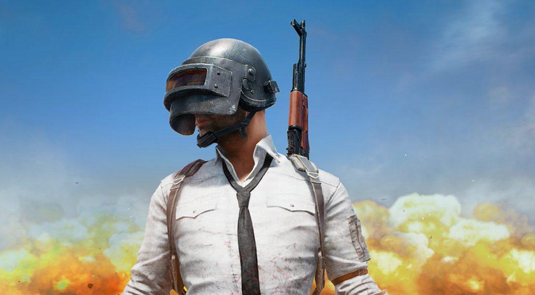 «Королевская битва» PUBG появится на PS4 уже 7 декабря