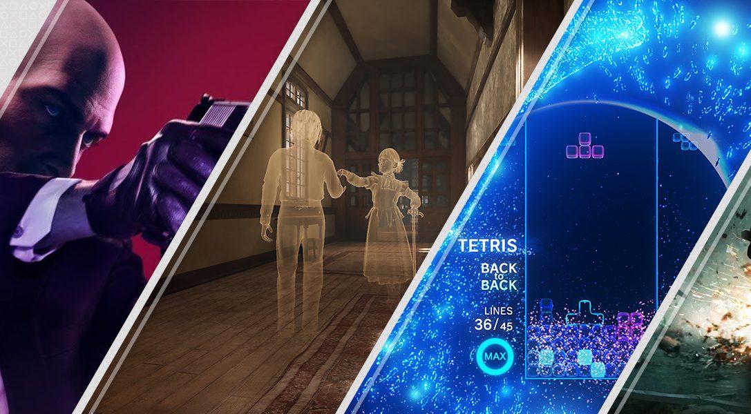 Новинки PlayStation Store с 5 по 11 ноября