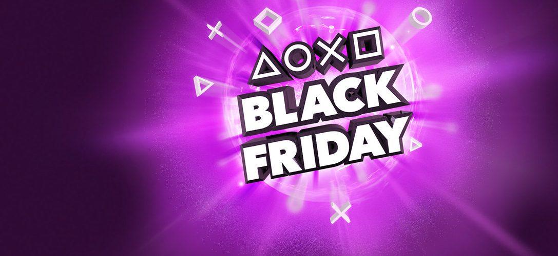«Черная пятница» — невероятные скидки на PS4, комплекты PS VR и контроллеры Dualshock 4
