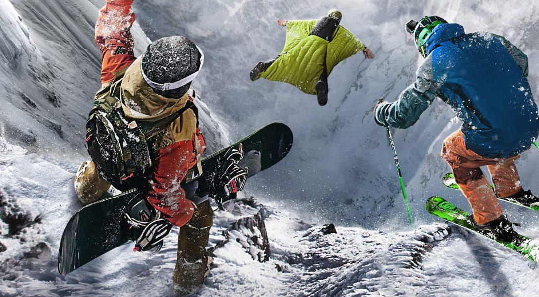 Январь в PS Plus: Steep и Portal Knights