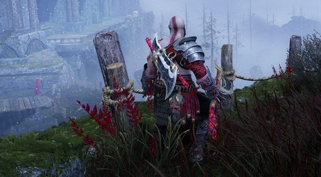 Как система заданий God of War привнесла новые краски в грандиозную серию игр для PS4