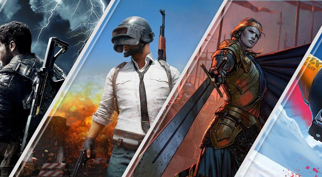Новинки PlayStation Store с 3 по 9 декабря