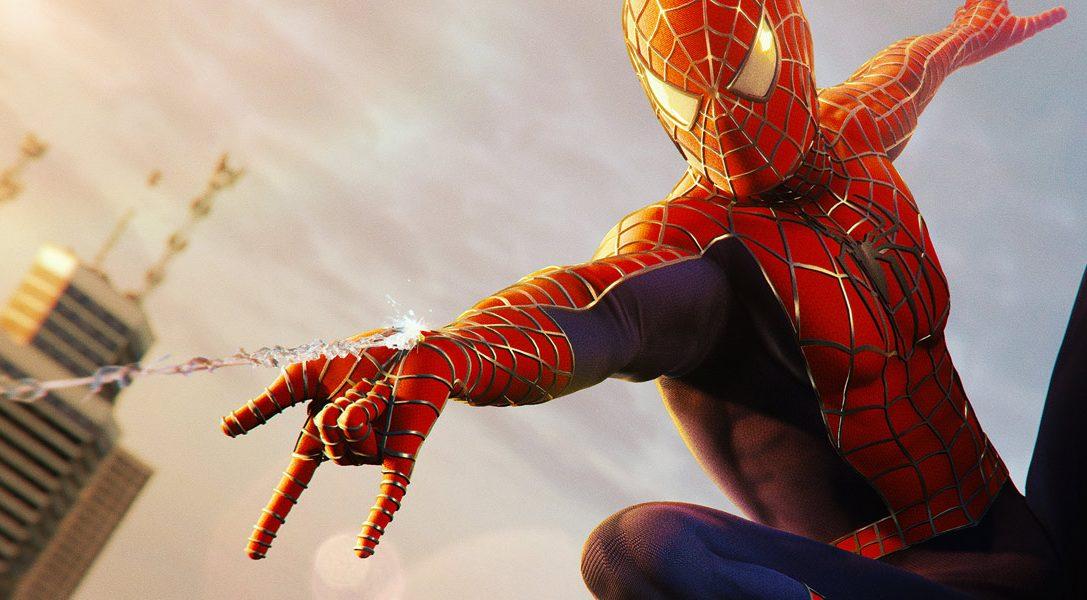 «Серебряный луч», последнее дополнение для экшена «Человек-Паук», уже доступно на PS4