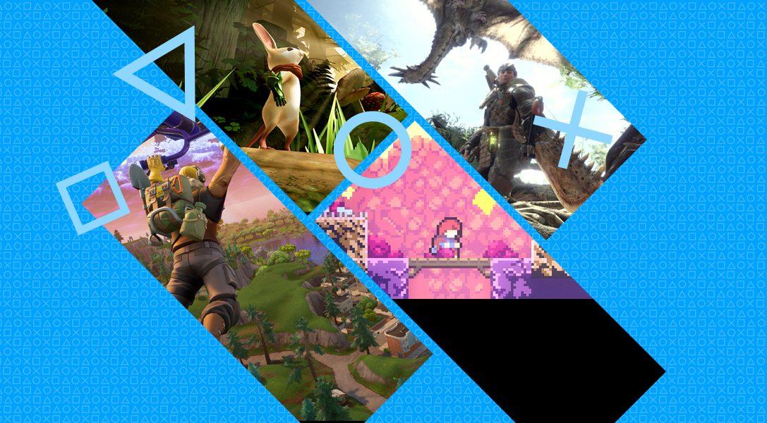 Викторина 2018 года от блога PlayStation