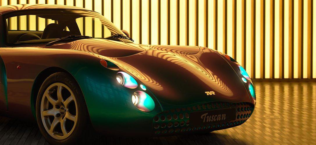 С очередным обновлением в GT Sport появляется долгожданная трасса