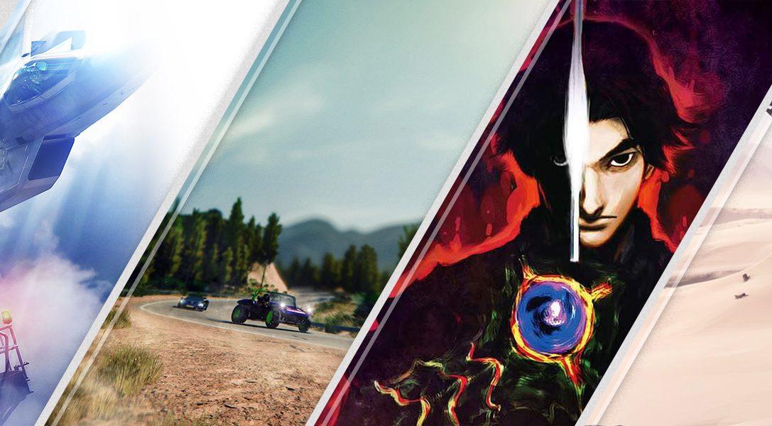 Новинки PlayStation Store с 14 по 20 января