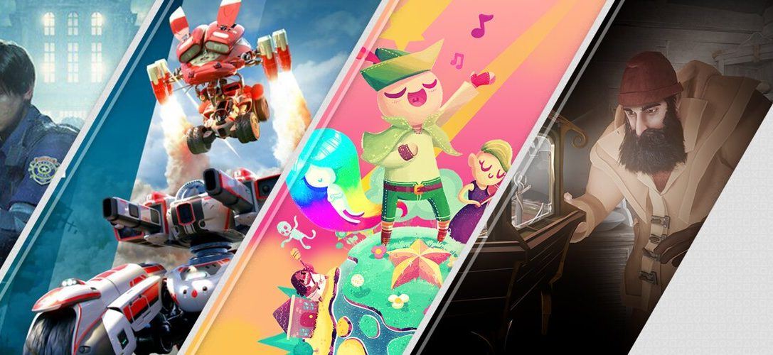 Новинки PlayStation Store с 21 по 27 января