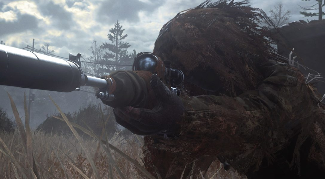 Март в PS Plus: Call of Duty: Modern Warfare Remastered и The Witness
