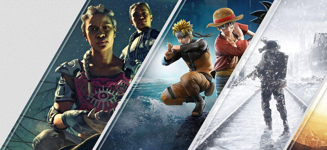 Новинки PlayStation Store с 11 по 17 февраля