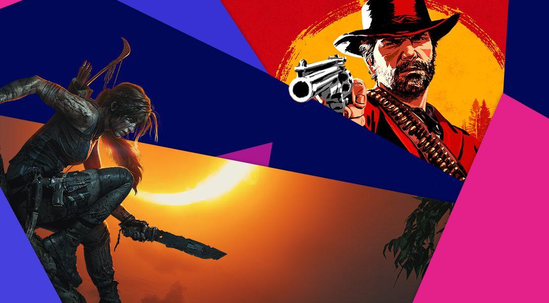 «Грандиозные игры, грандиозные скидки» — новая распродажа в PlayStation Store