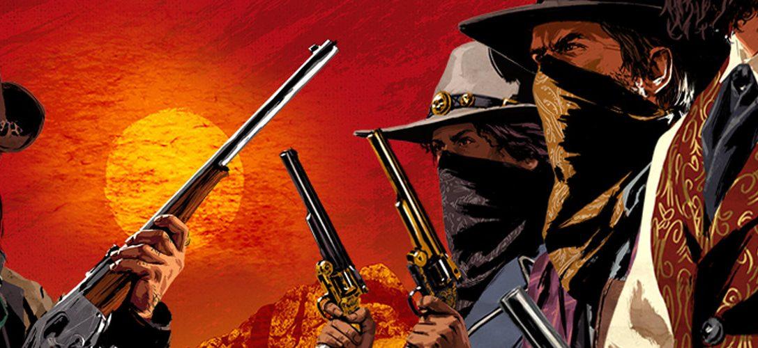 Обновление бета-версии Red Dead Online и материалы раннего доступа для PS4 уже в игре