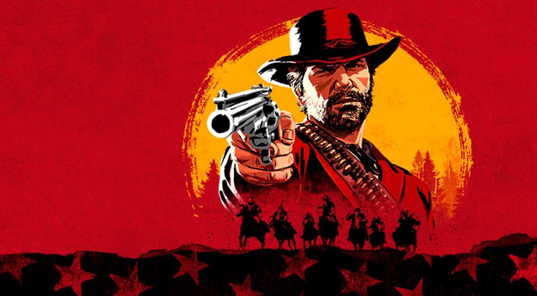 Предложение недели в PlayStation Store — Red Dead Redemption 2