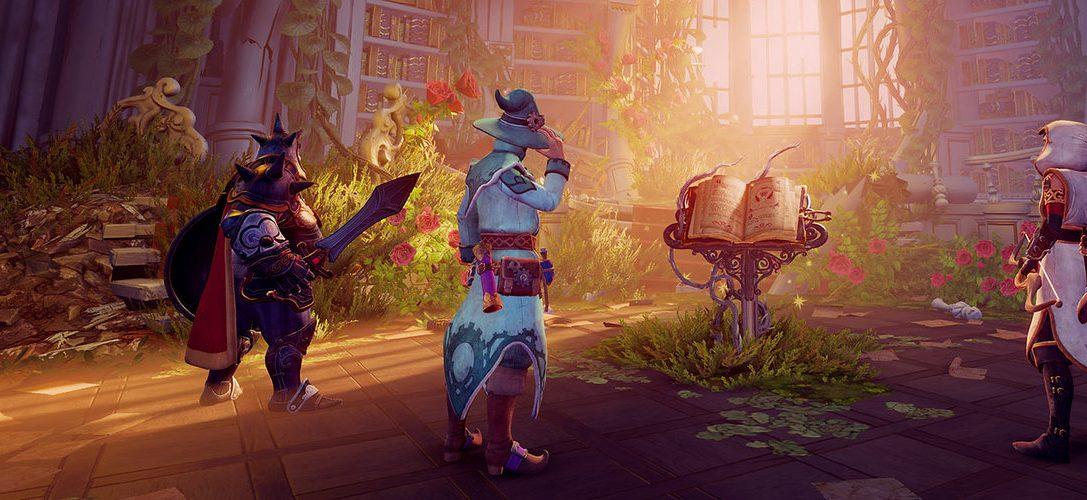 Анонсировано продолжение головоломки-платформера Trine 4: The Nightmare Prince для PS4