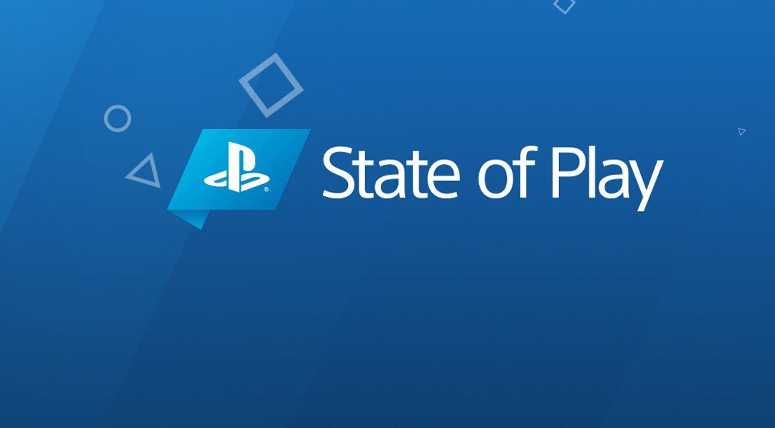 State of Play — новая видеопрезентация PlayStation состоится в понедельник