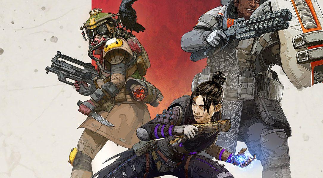 Все подробности первого сезона Apex Legends «Неукротимый Фронтир», который начнется на PS4 уже завтра