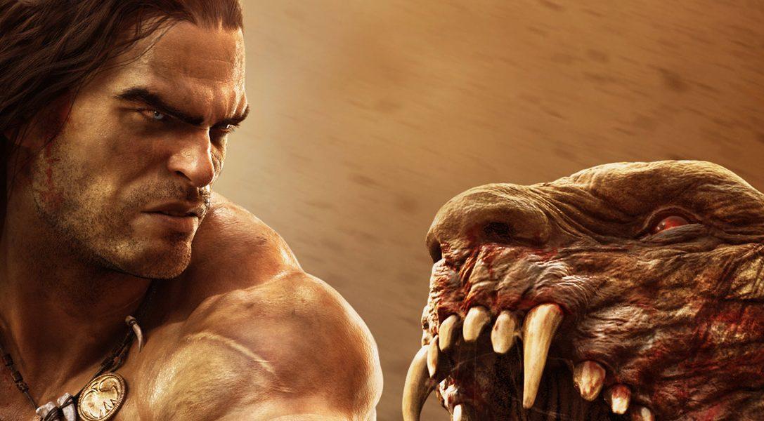 Апрель в PS Plus: Conan Exiles и The Surge