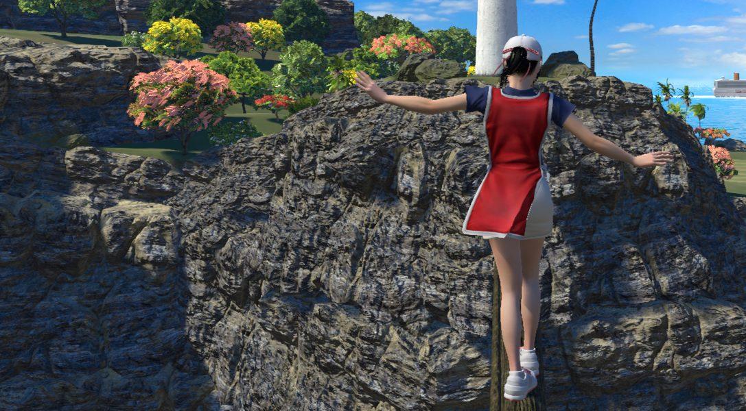 Everybody's Golf выйдет на PlayStation VR 22 мая