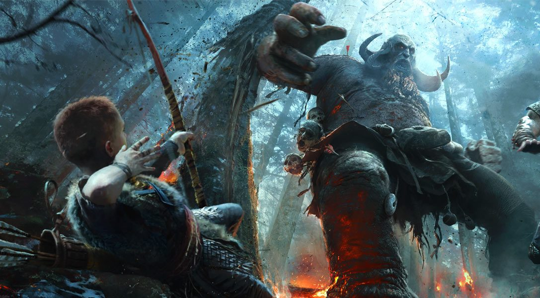 God of War отмечает первую годовщину