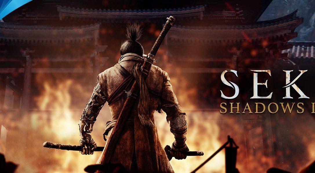 Sekiro: Shadows Die Twice — эксклюзивная консоль для истинного синоби