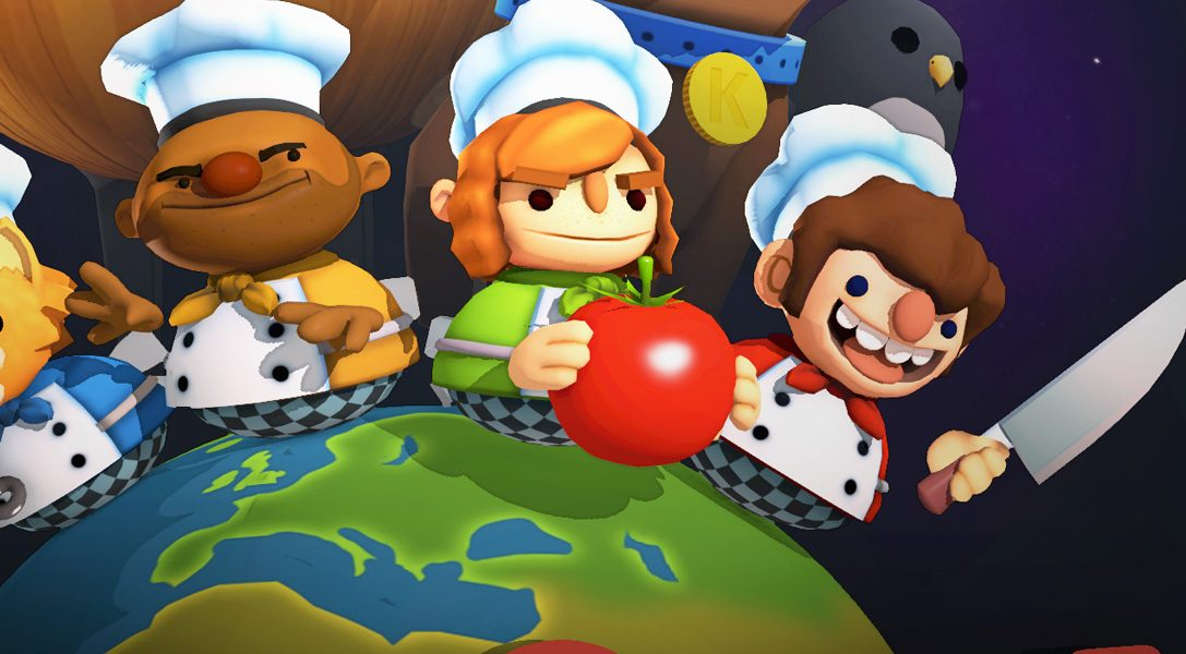 Май в PS Plus: What Remains of Edith Finch и Overcooked!