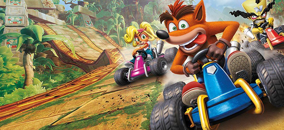 Как изменится режим приключения в обновленной игре Crash Team Racing: Nitro-Fueled