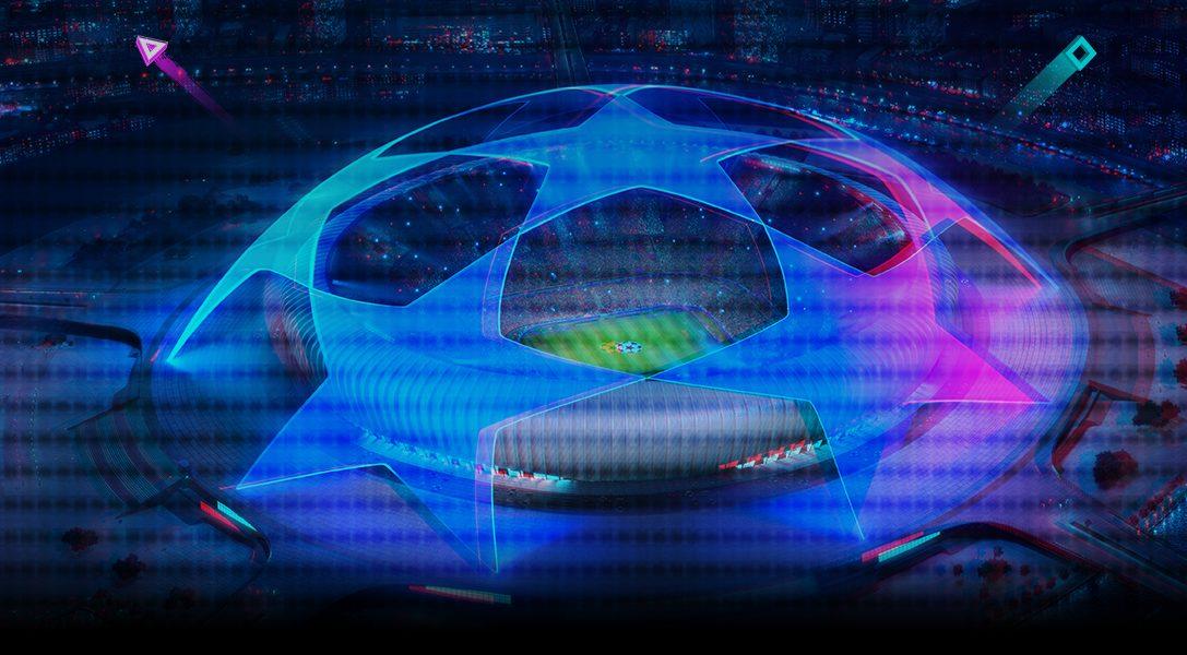 Встречайте чемпионские выходные вместе с PlayStation