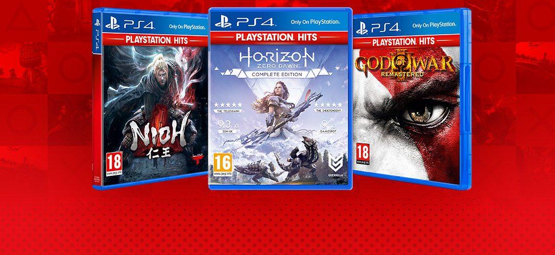 Представляем новые игры линейки «Хиты PlayStation»