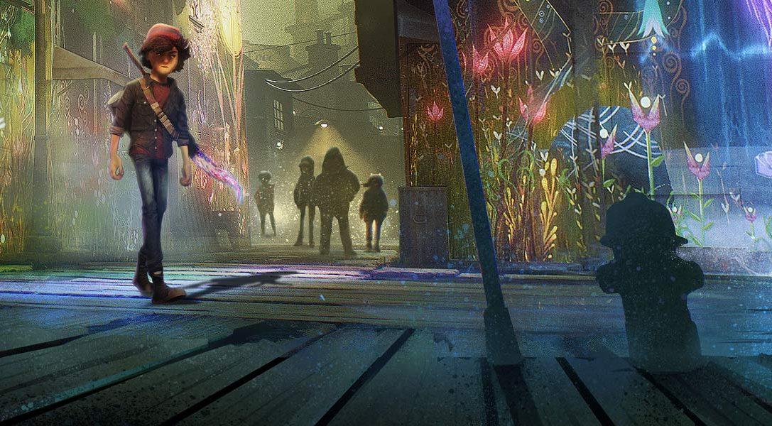 Игра «Городские духи» выйдет 9 октября 2019 года на PS4