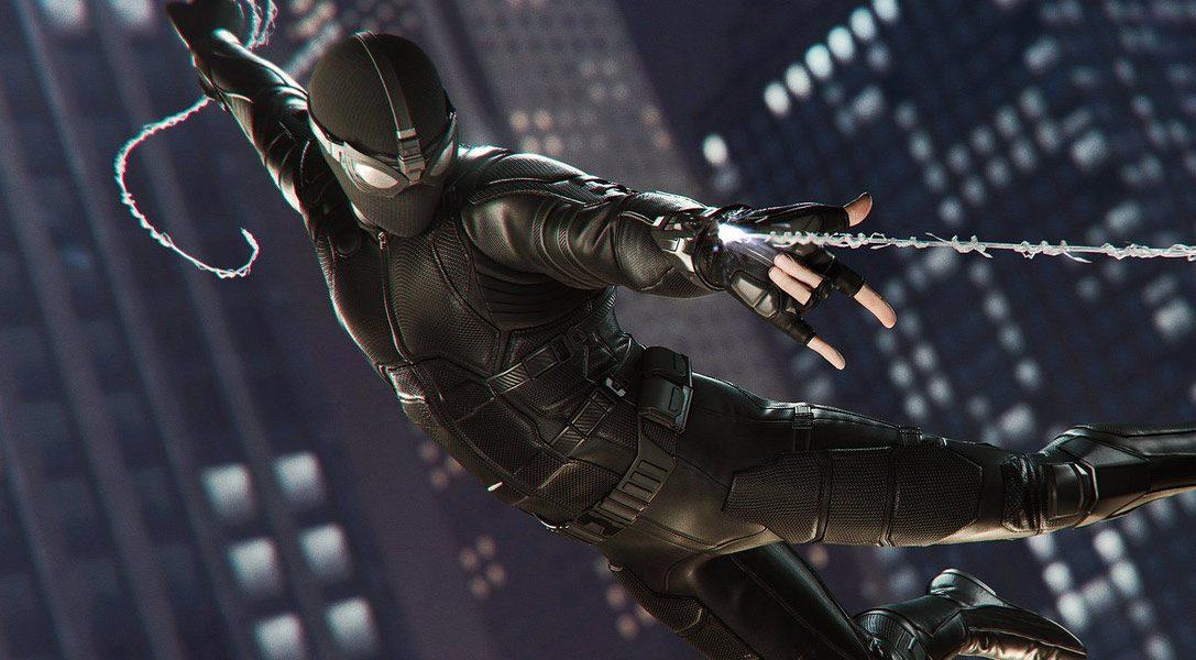 Встречайте обновление «Вдали от дома» для игры «Человек-Паук»