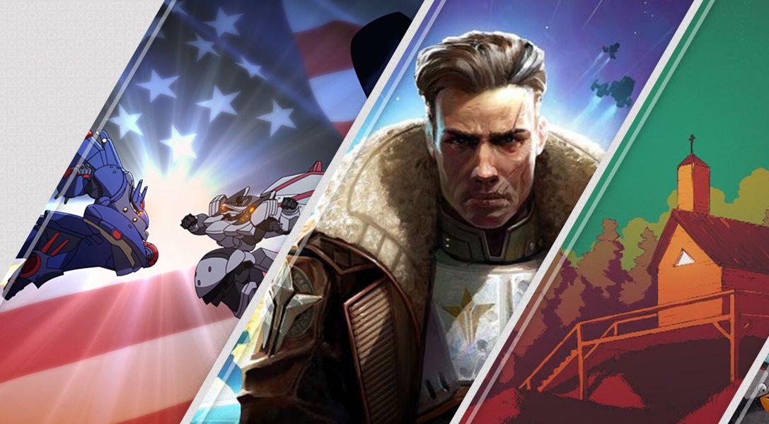 Новые игры, которые станут доступны в PlayStation Store на этой неделе